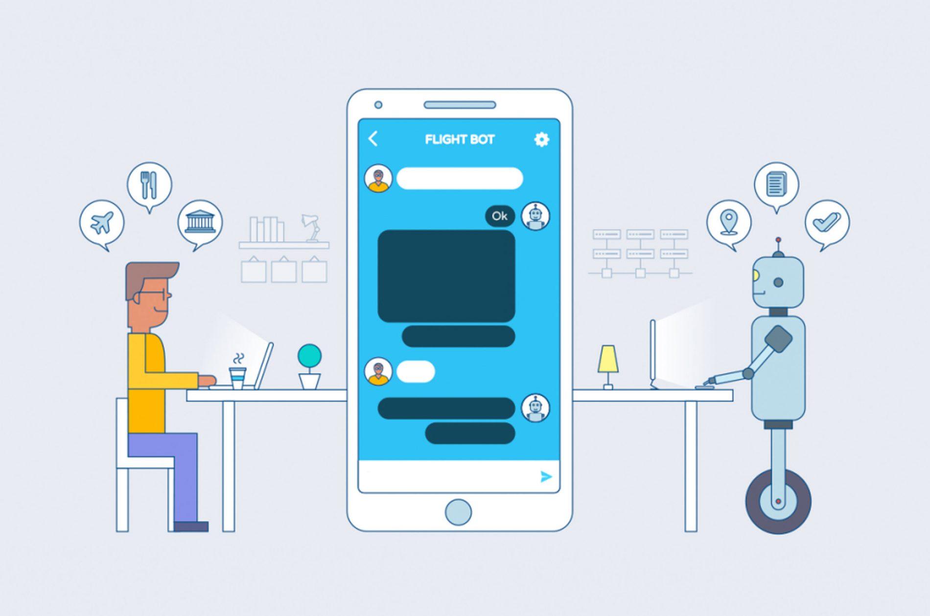 Los chatbots: inteligencia artificial que ha llegado para quedarse | Kenos