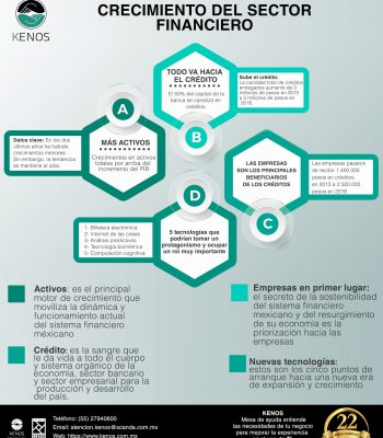 Infografía Sector Financiero